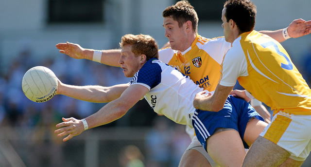 Statistical Analysis of Antrim v Monaghan