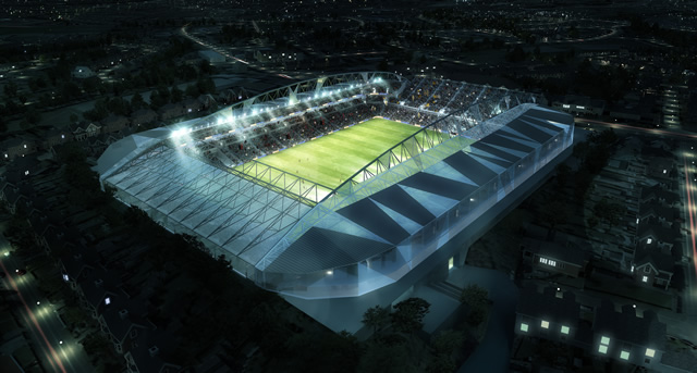 Ulster GAA submit Casement Park Redevelopment Planning Application