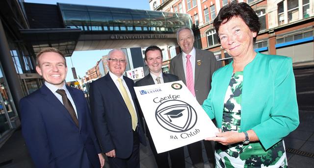 Ulster GAA launch Irish Scholarships