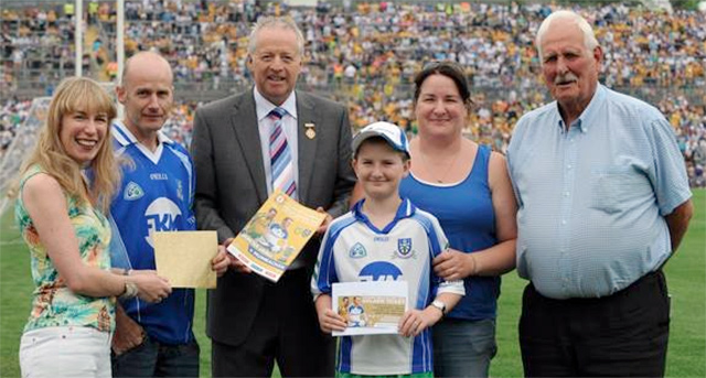 GAA Supporters celebrated at Clones