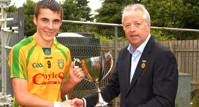 Donegal lift Buncrana Cup