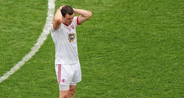 Disappointment for Tyrone and Monaghan