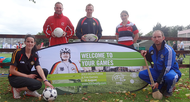 'Have a Go' at Gaelic Games at the WPFG