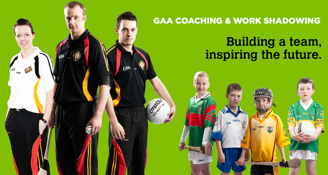 Ulster GAA launch programme under Youth Employment Scheme