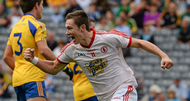 Battling Tyrone advance to minor final