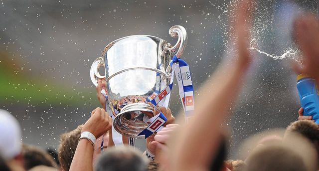 2014 Ulster Football Championship Draw Made