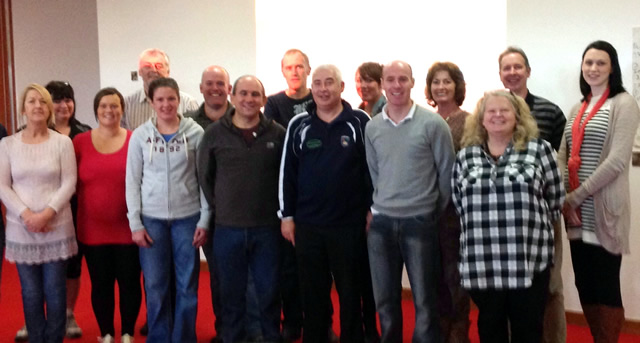 Ulster GAA Tacking Bullying Tutor Training