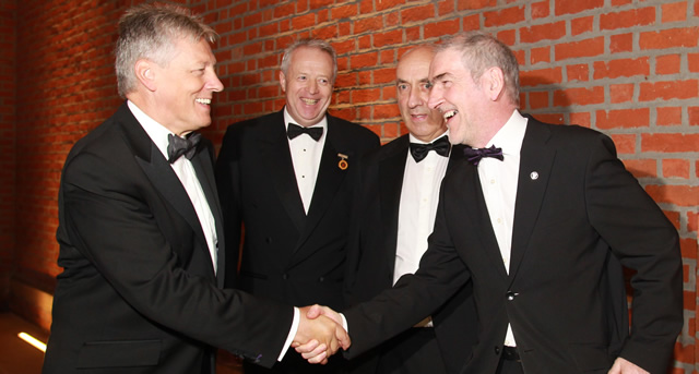 GAA's role in Peace Building Celebrated by Co-operation Ireland