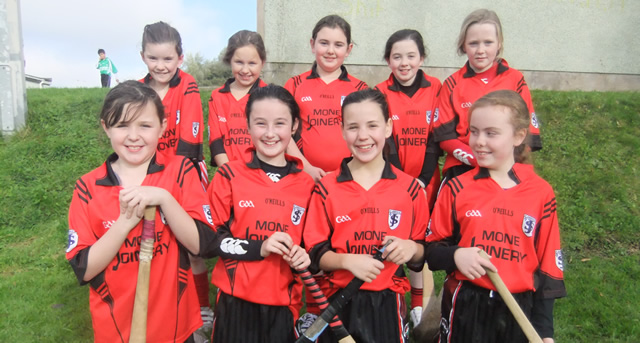 Allianz Cumann na mBunscol Hurling and Camogie Blitz