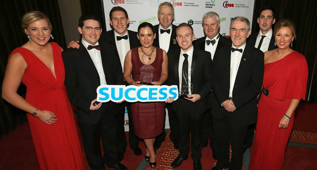 Double Success for Ulster GAA at CIM Awards
