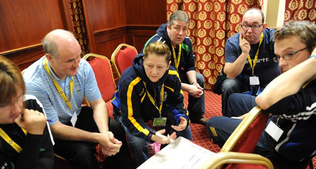 Gaelic Life Ulster GAA Volunteer Development Programme 2014