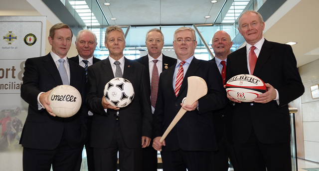 Sport bridging divides in our communities