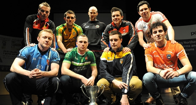 Power NI Dr McKenna Cup to brighten up Winter