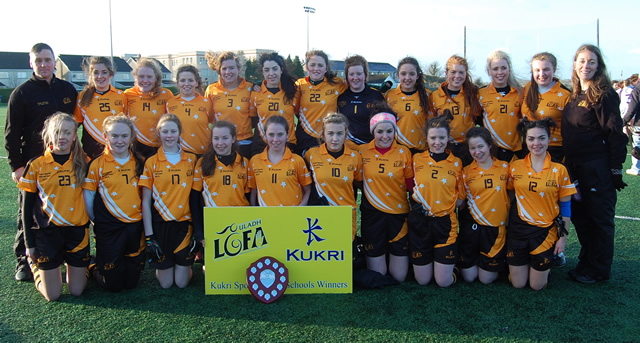 Ulster retain Post-Primary Schools Inter-Provincial Shield
