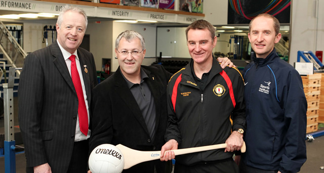 SINI and Ulster GAA Launch Major Injury Prevention Initiative