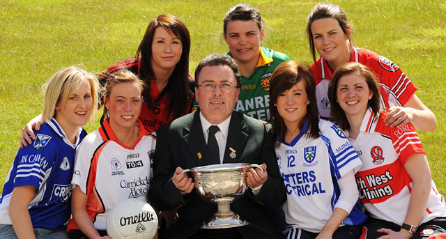 Gerry Doherty to seek Ladies Football Presidency