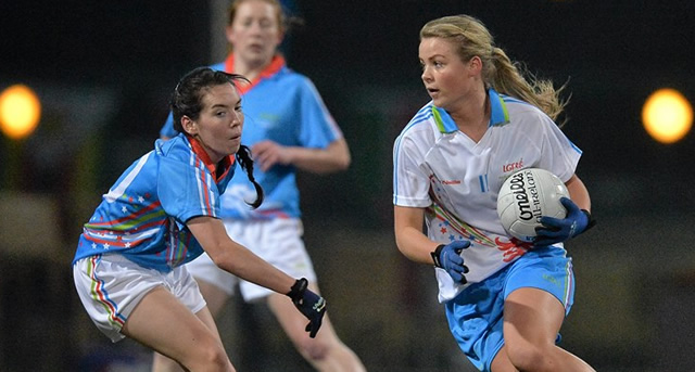 12 Ulster Players feature on Ladies All Star trip