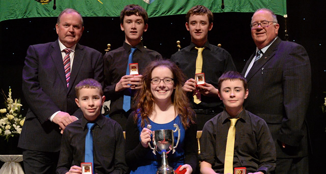 Ulster success at All-Ireland Scór na nÓg finals