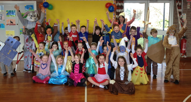 st-columbans-belcoo-world-book-day-2014