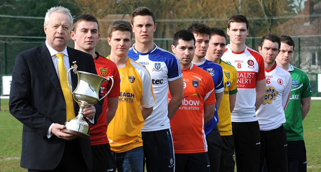 Ulster U21 Football Championship Launch