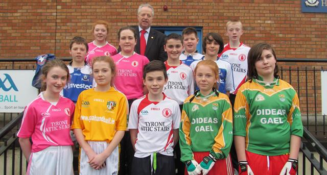 Ulster Juvenile 40×20 Handball Finals