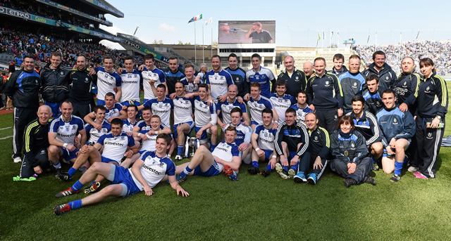 Superb Monaghan sink Donegal in Div 2 League Final