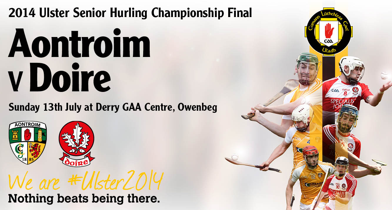 Ulster Hurling Finals Event & Ticketing Info