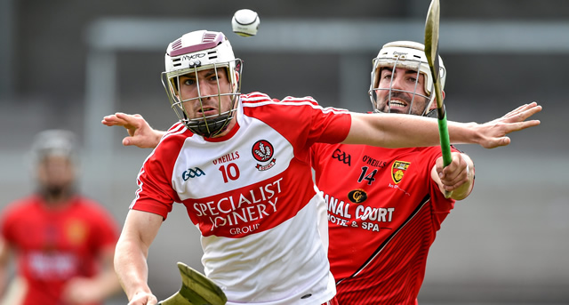 Derry book place in Ulster Hurling Final