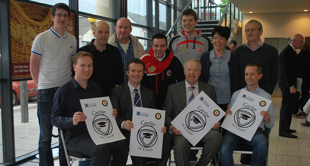 Ulster GAA launches Irish Scholarships for 2014/15