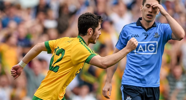 Donegal shock Dublin to reach All Ireland Final