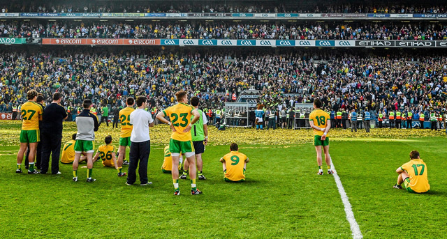 Disappointment for Donegal Minors & Seniors