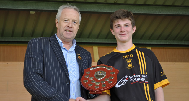 St Eunan's are Ulster Óg Sport Champions
