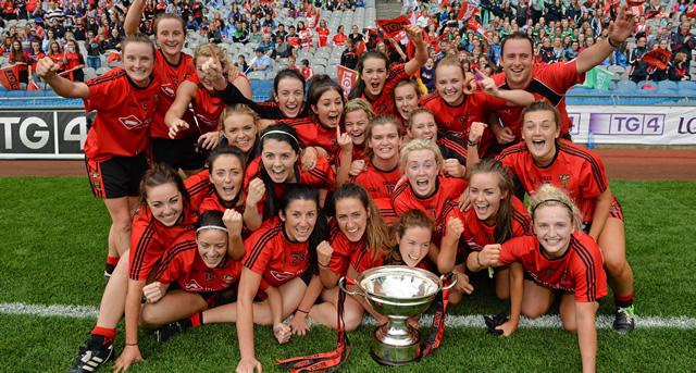 Down Ladies crowned Intermediate Champions