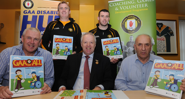 'GAA For ALL' Resource Launched