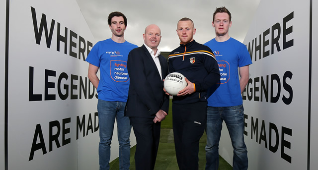 GAA and Rugby come together to tackle Motor Neurone Disease