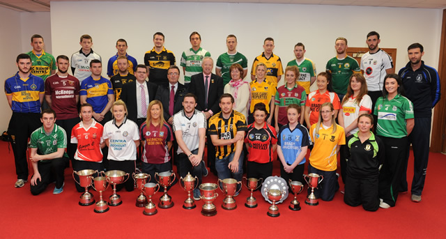 GAA Club together for Championship Launch