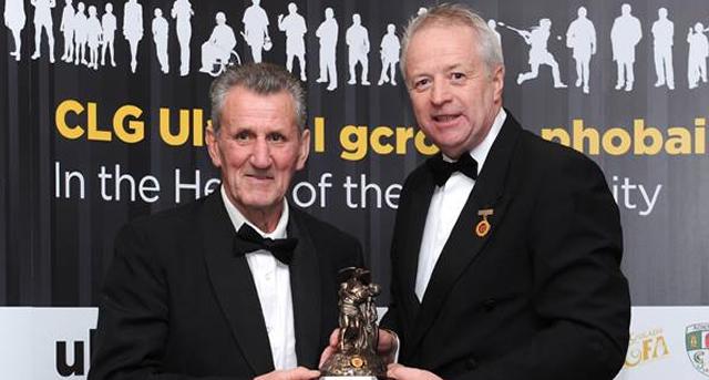 Ulster GAA President's Awards 2014 Winners