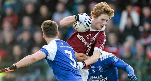 Slaughtneil and St Eunan's progress to Semi Finals