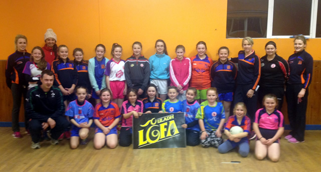 Ulster Ladies Club Development