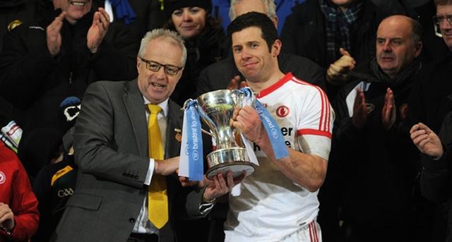 Tyrone claim fourth successive McKenna Cup