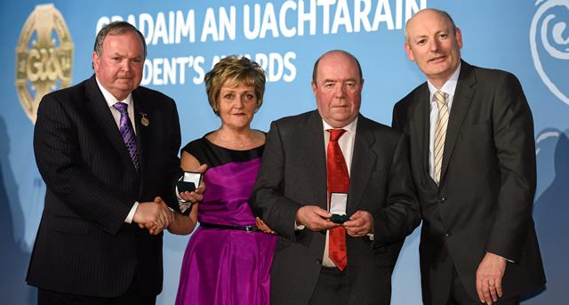 GAA President's Awards 2015
