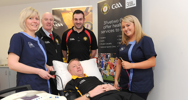 GAA Referees get free Health Checks