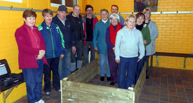 Augher GAA Community Garden Initiative