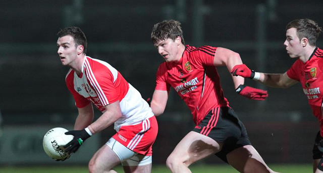 Derry defeat Down in U21 opener