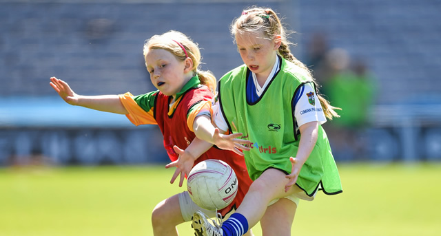 Clubs Announced for Gaelic4Girls 2015