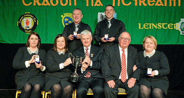 Double Ulster Success at All-Ireland Scór Sinsear