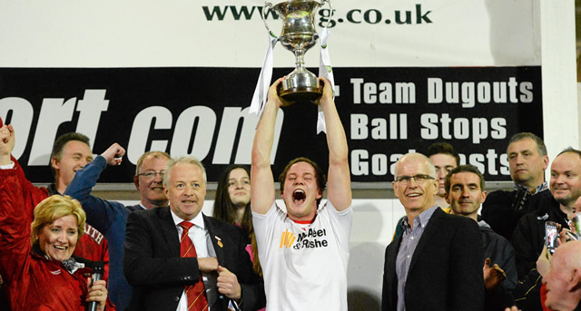 Tyrone claim first U21 title since 2006