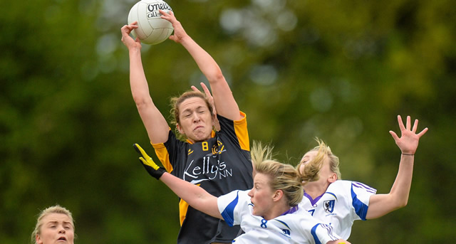 Ulster Ladies make it 4 in a row