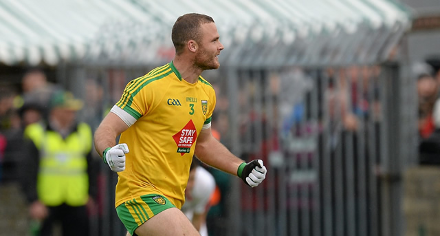 Donegal hold off battling Tyrone