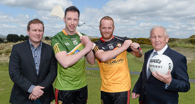 Gaelic Football Stars confirmed for GAA Open Charity Game